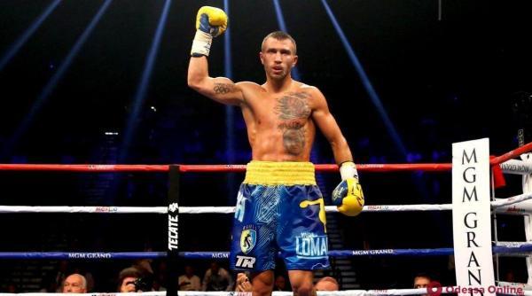 Ломаченко переміг британського боксера в чемпіонському бою