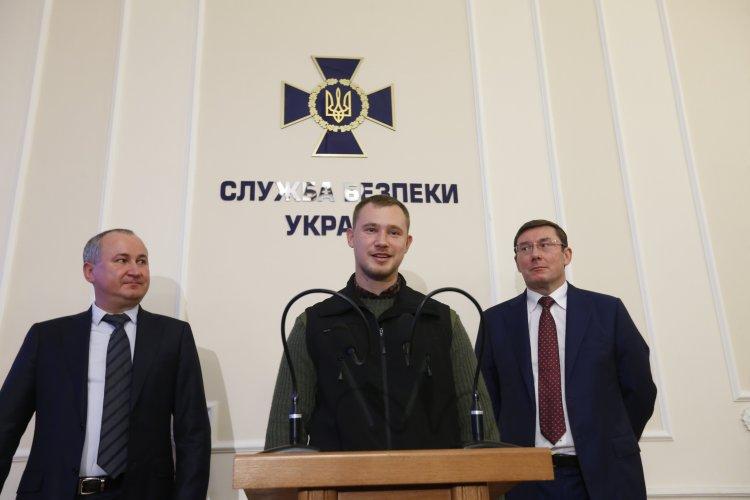 Экс-офицера ФСБ Богданова Родина не забывает. Попытка его похитить, сорванная СБУ, стала уже третьей за последние два года