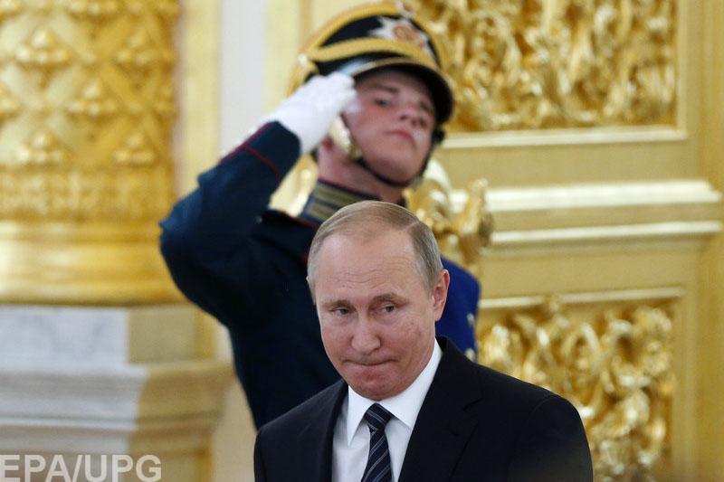 Реальная поддержка президента РФ, по подсчетам политолога, составляет 10%