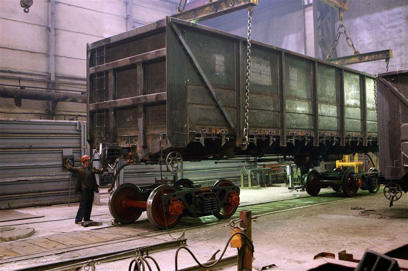 Иск против РФ будет связан с ограничениями на поставку железнодорожных вагонов