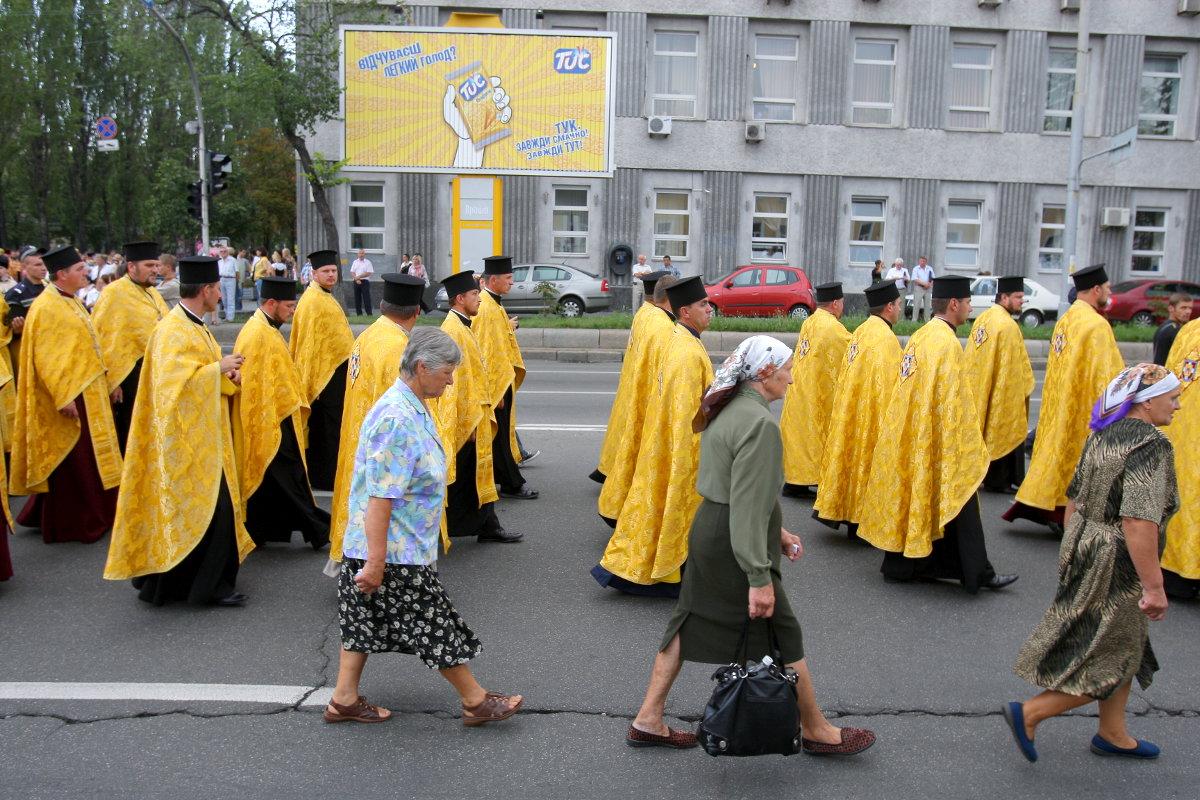 УПЦ КП и УАПЦ близки к созданию единой церкви