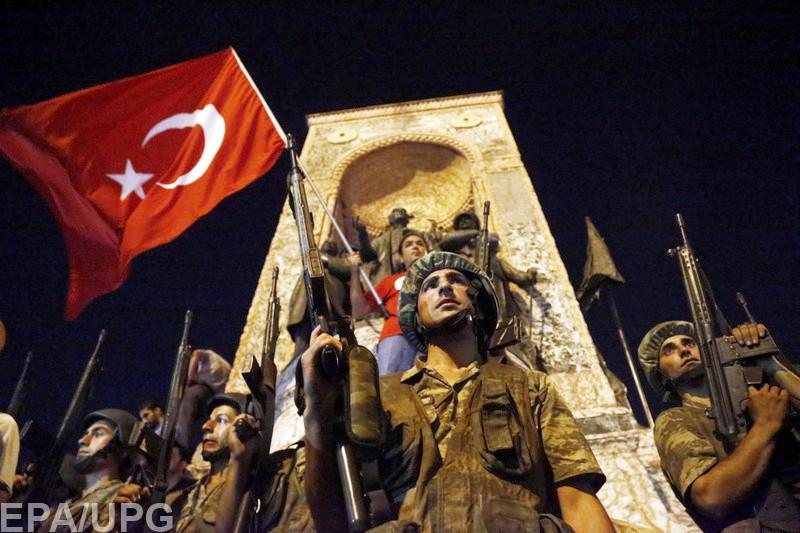 В ночь на 16 июля мир потрясла новость о попытке вооруженного государственного переворота в Турции