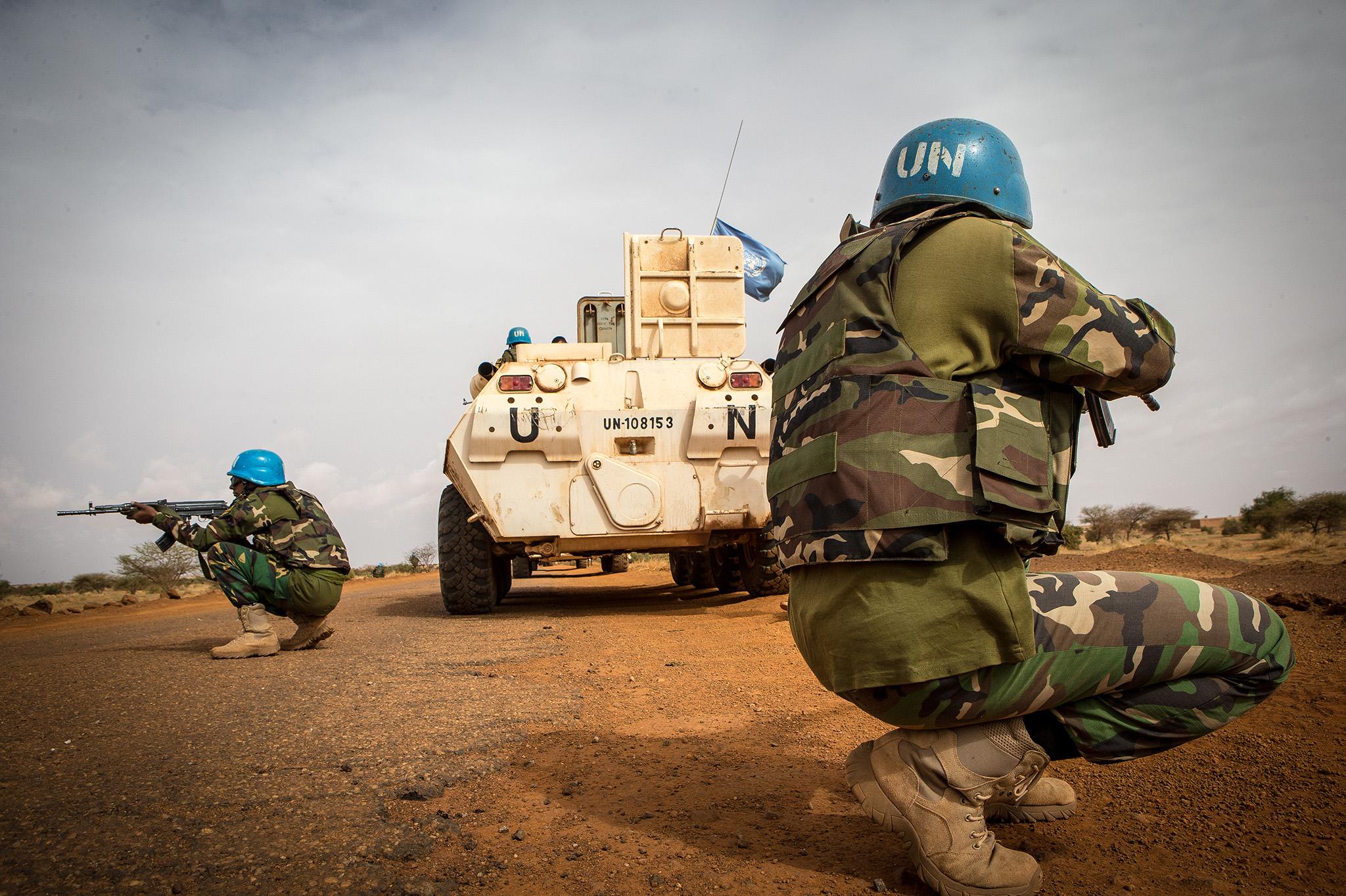 Что нужно знать о миротворцах ООН