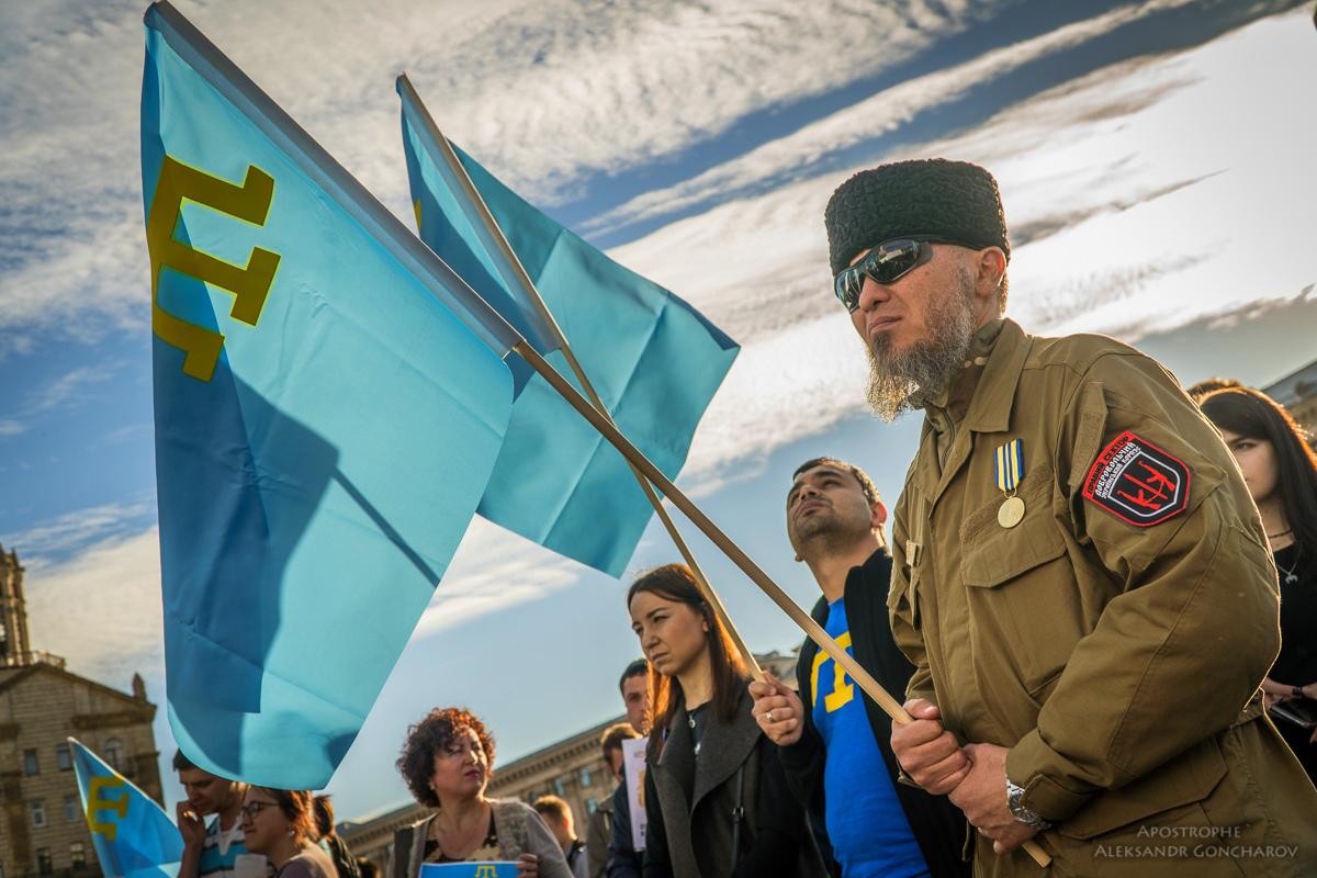 Украина 18 мая вспоминает трагические события 1944 года