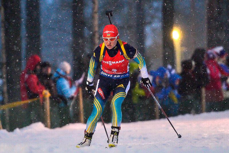 Она завоевала бронзу в первой личной гонке чемпионата мира