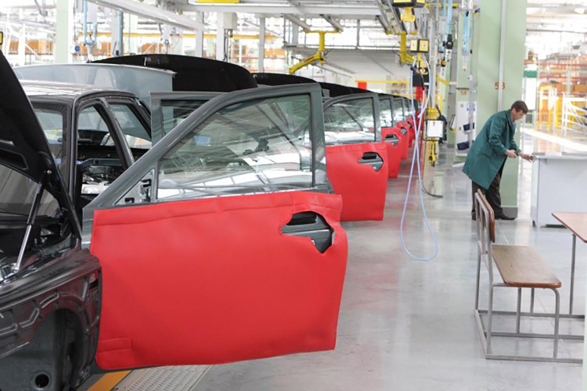 Безответственная государственная политика уничтожила производство автомобилей в Украине