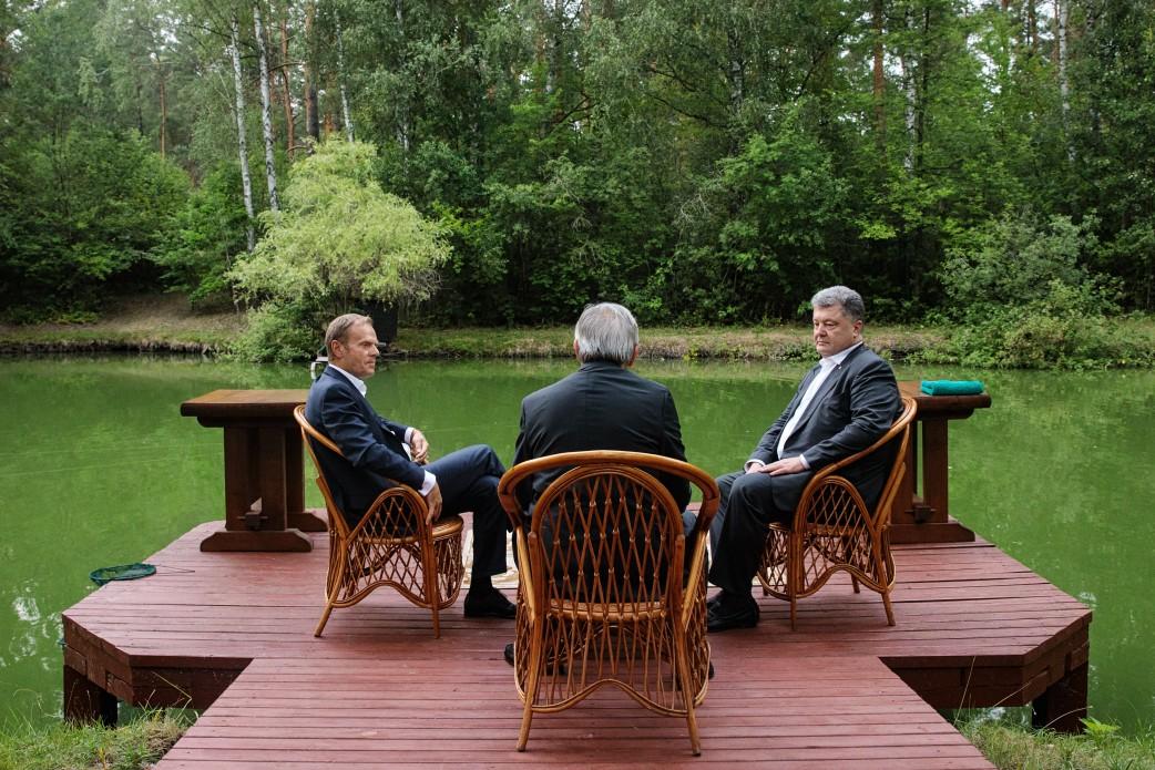Украина может отдалиться от Европы