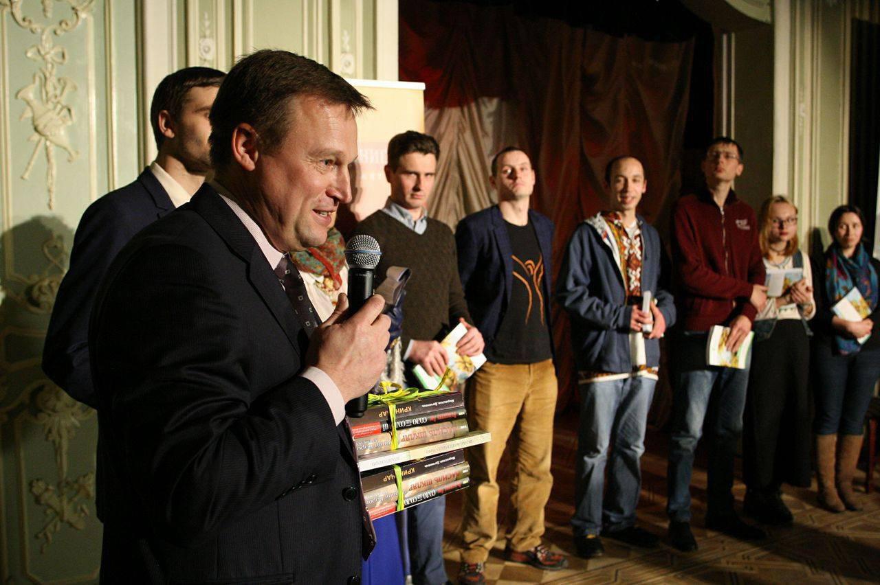 В номинации «Поэзия» победителем стала Юлия Бережко-Каминская, а среди прозаиков – Игорь Стамбол