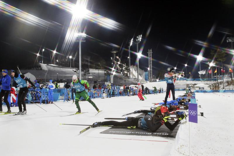 12 февраля в Пхенчхане разыграли 7 комплектов медалей