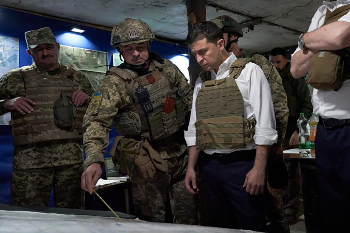 На что готовы в команде Зеленского ради установления мира на Донбассе