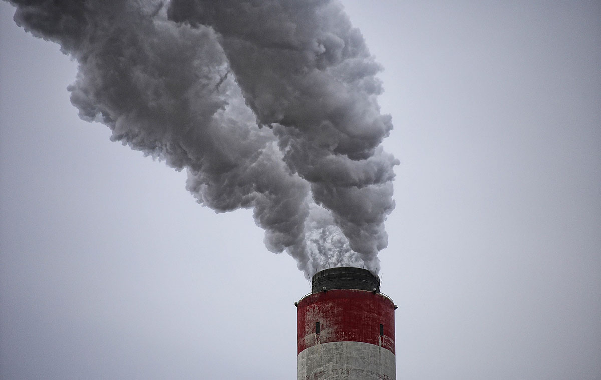 Из денег эко-налога лишь меньше 25% идут куда положено - на охрану окружающей среды
