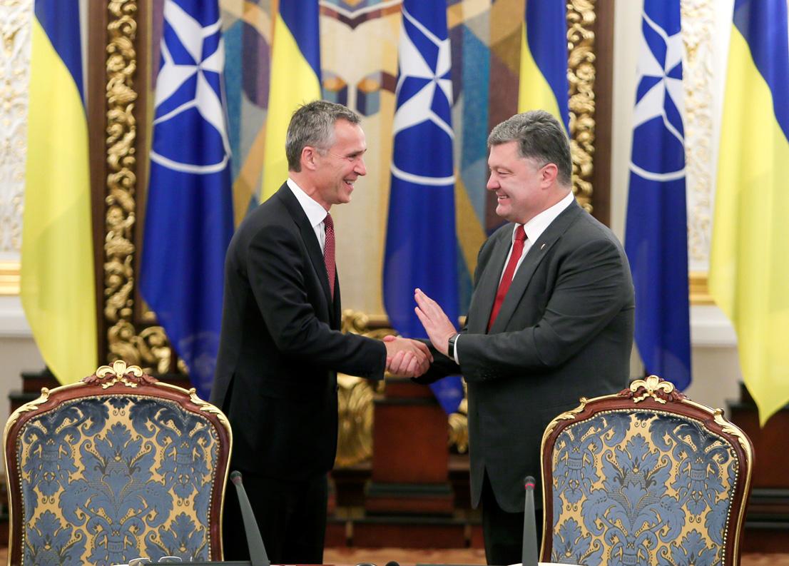 Россия сопротивляется расширению НАТО на восток, но Украине сложно будет найти альтернативу Альянсу