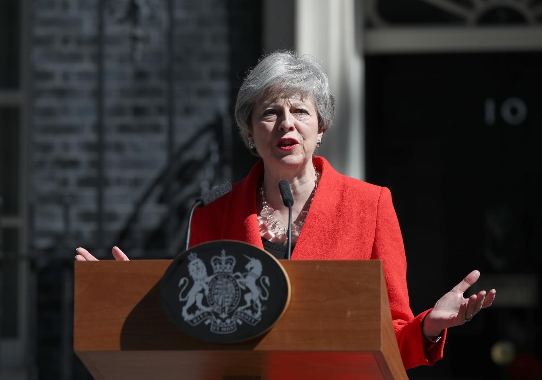 """В Великобритании предусматривают """"жесткий"""" выход из ЕС"""