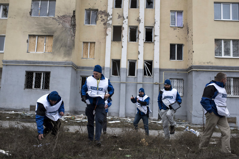 «Нормандская четверка» хочет, чтобы ОБСЕ повысила свою роль в урегулировании конфликта в Украине