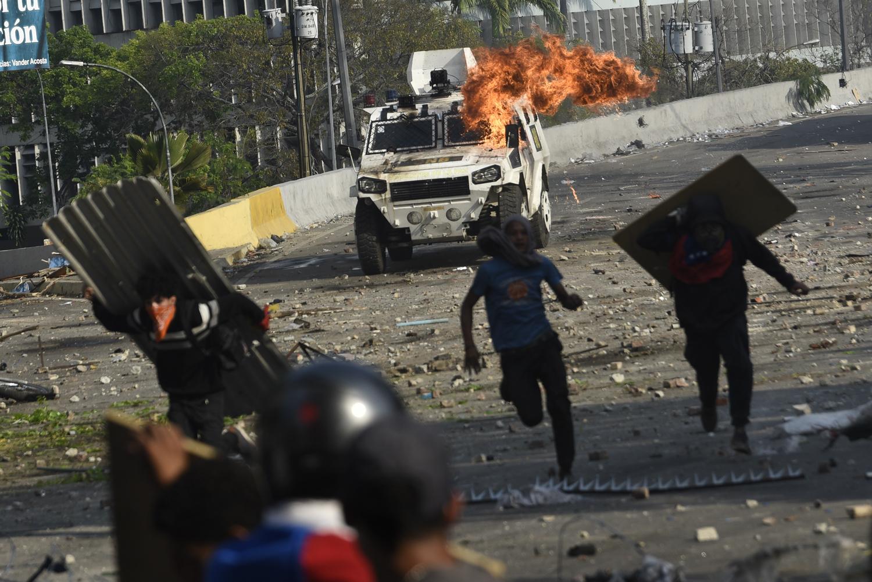 Илия Куса о событиях в Венесуэле