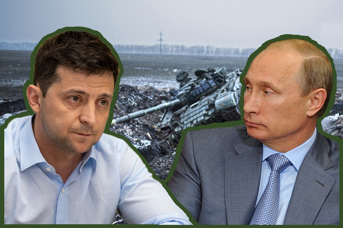 Николай Капитоненко о вариантах разрешения конфликта на Донбассе