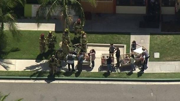 Один человек умер  при взрыве вмедицинском центре вКалифорнии— NBC