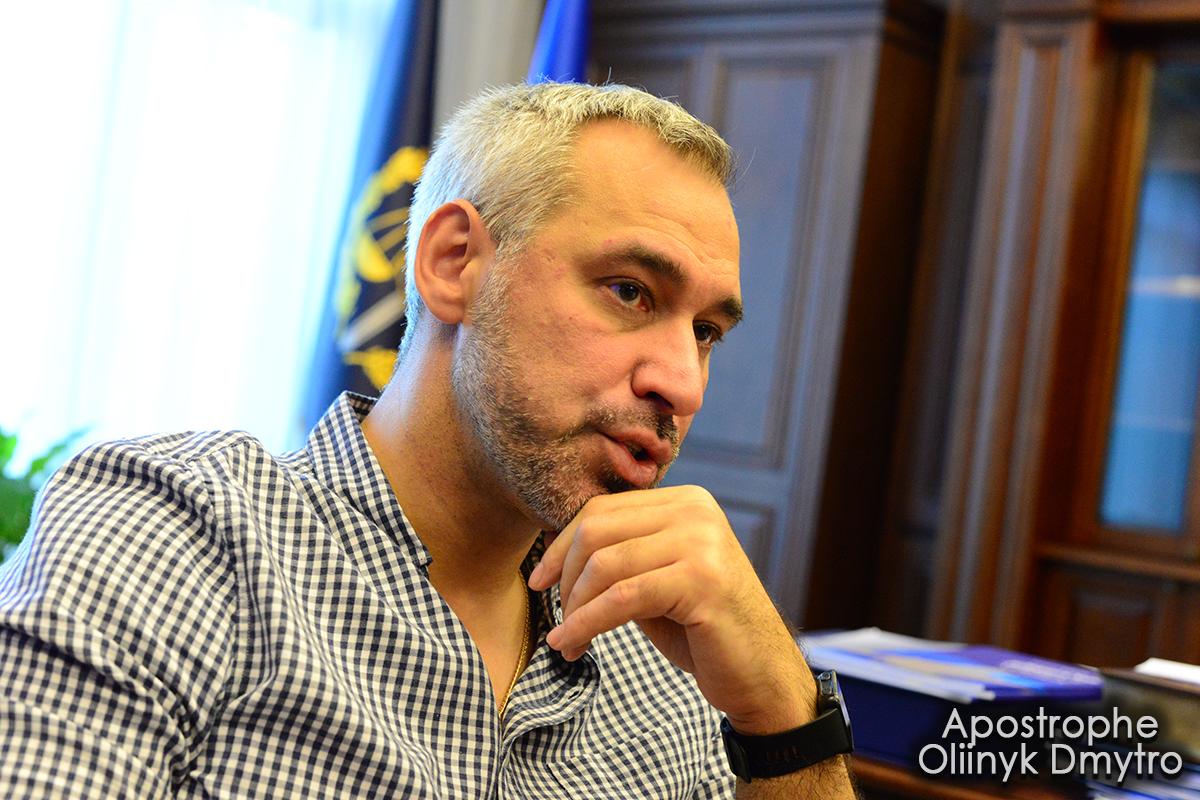 Экс-генпрокурор в эфире Апостроф TV высказал свое мнение о работе нынешнего