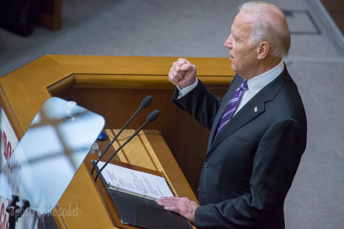 Как пользователи соцсетей комментируют визит вице-президента США