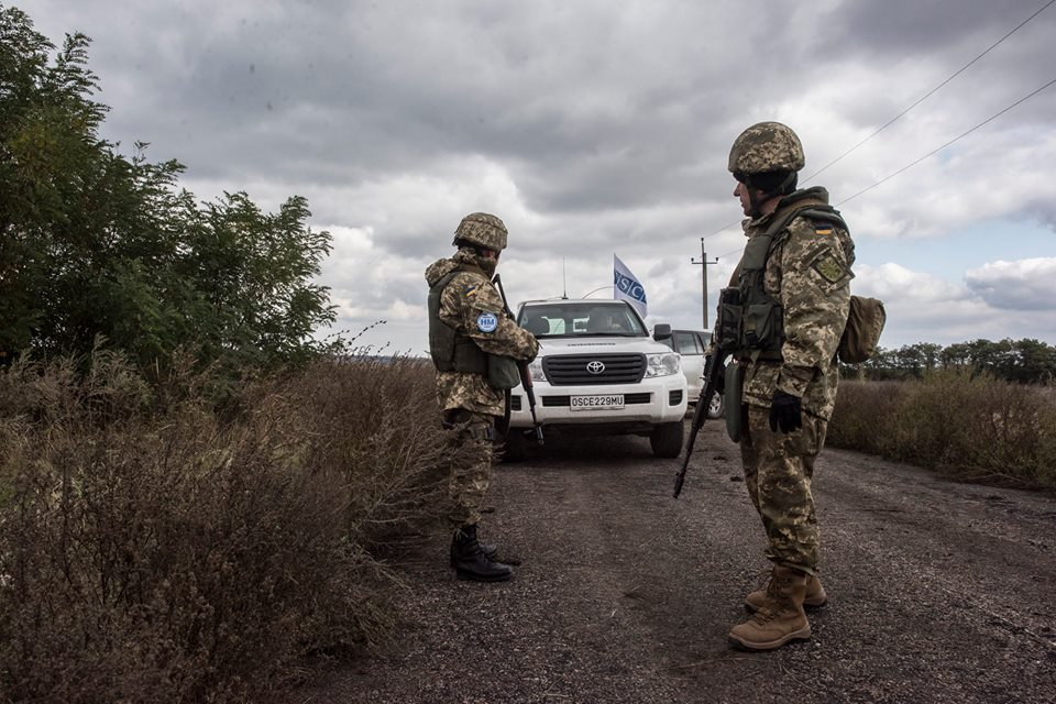 Після інциденту озброєна місія ОБСЄ навряд чи буде введена на Донбас