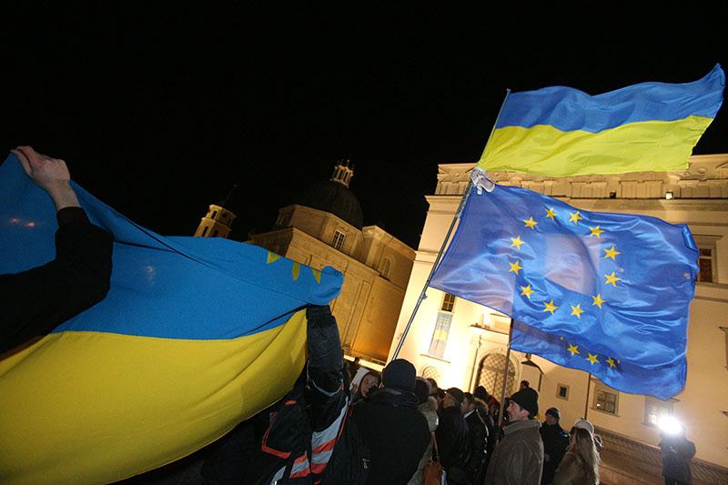 Результаты всеукраинского опроса о том, каким должен быть внешнеполитический курс страны