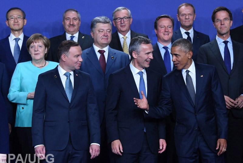Альянс демонстрирует единство, но готов вернуться к диалогу с Москвой