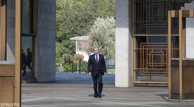 Андрей Бузаров о Путине, миротворцах и обмене пленными