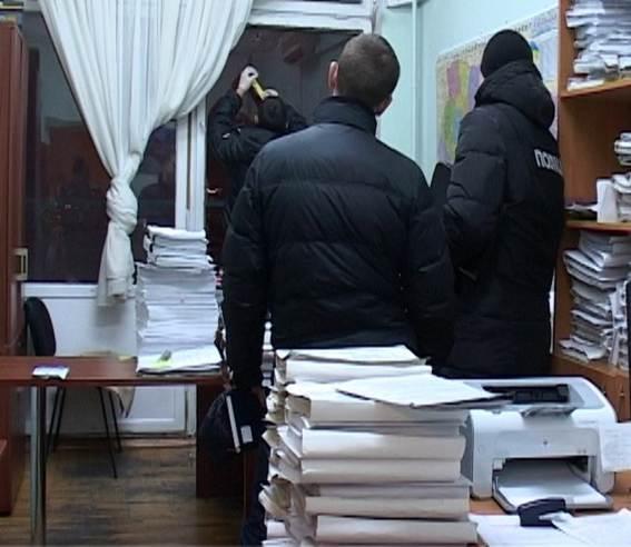 ВКиеве обстреляли кабинет судьи