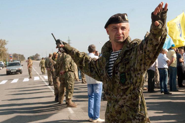 Крымские татары создают добровольческие батальоны, которые войдут в состав Нацгвардии и ВСУ