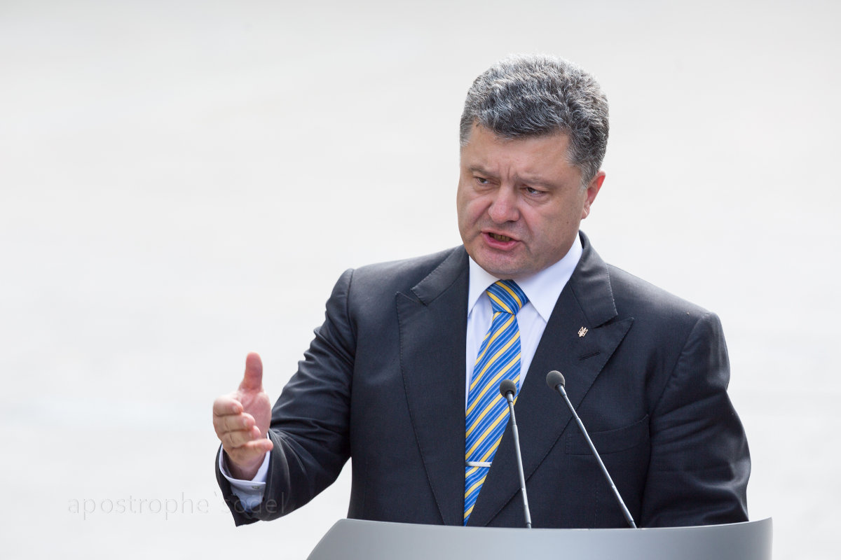 Президент подготовил законопроект об амнистии некоторых сепаратистов Донбасса