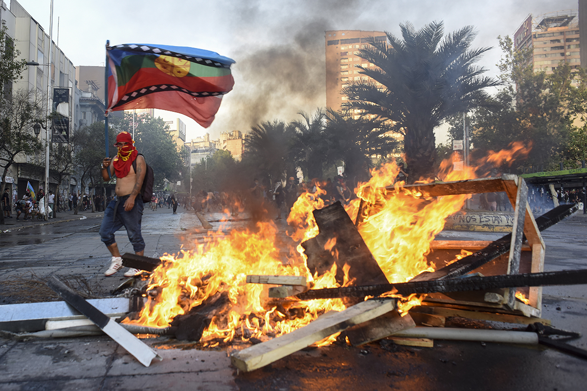 """Масштабные протесты в странах Латинской Америки имеют """"украинские корни"""""""