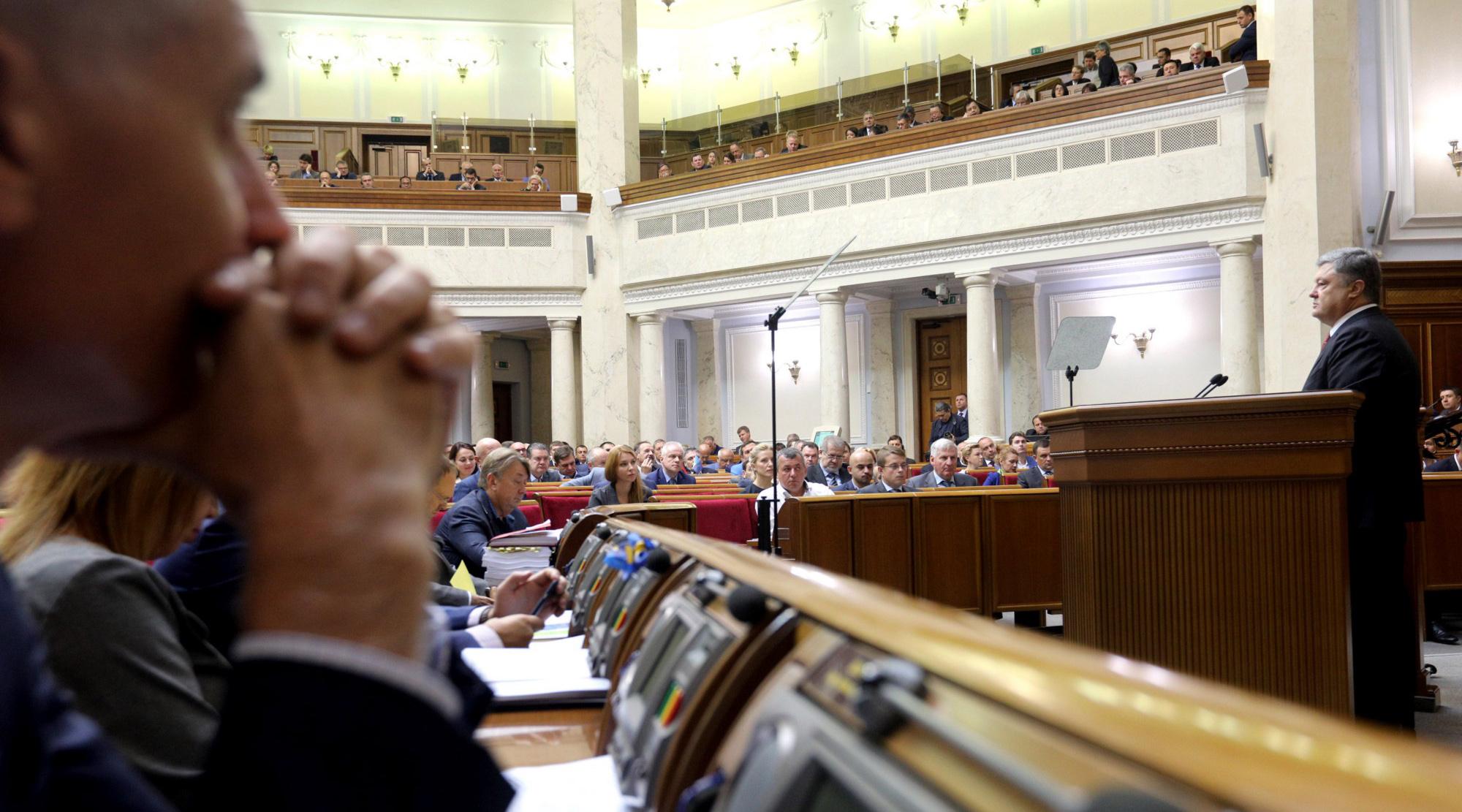 Пять ключевых ниш электорального поля Украины