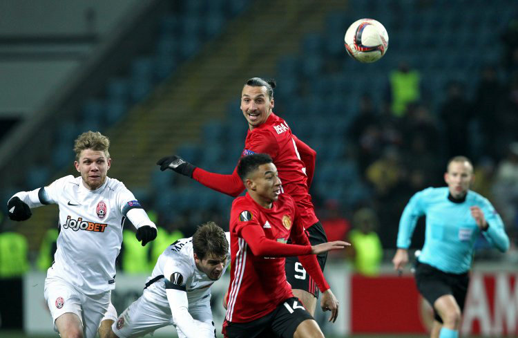 Луганский клуб провел заключительный матч группового этапа Лиги Европы