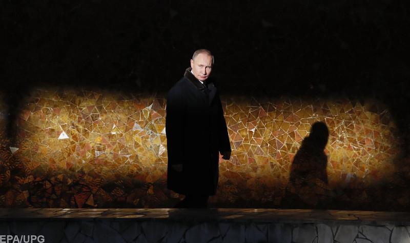 У Путина нет выхода как в Сирии, так и в Украине