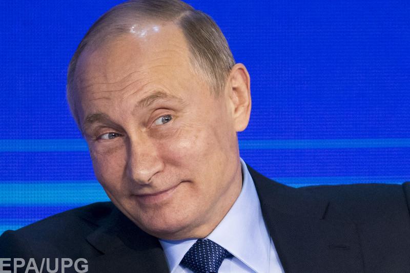 Президент России опять решил шантажировать Украину