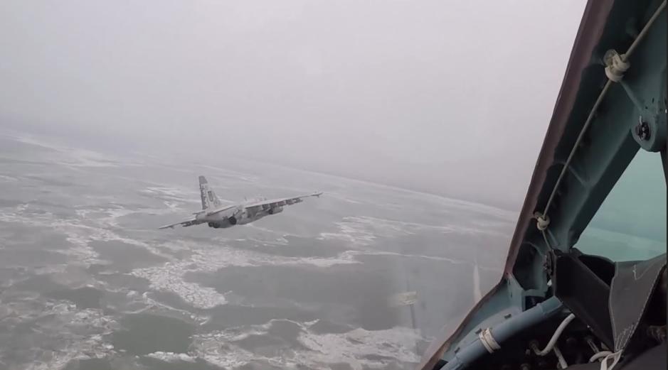 Микола Маломуж про тренування українських літаків над Азовським морем
