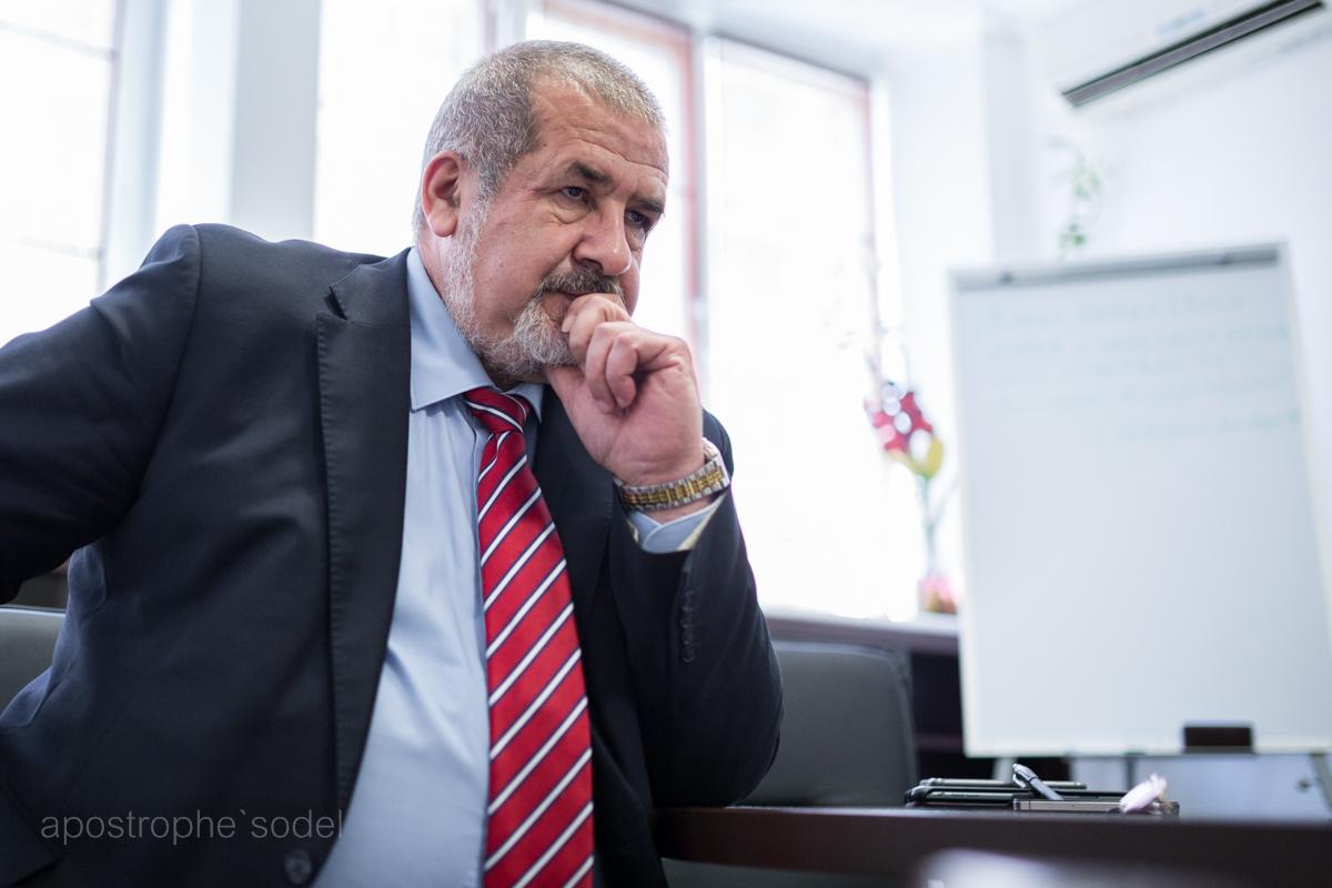 Лидер Меджлиса рассказал, какие шаги нужно предпринять для возвращения Крыма в Украину