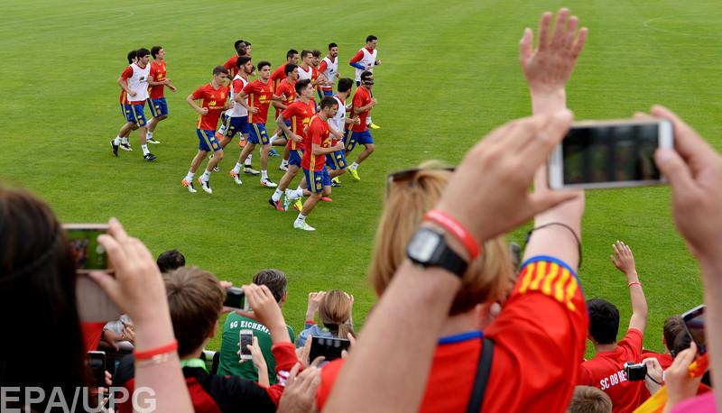 Команда Висенте Дель Боске во второй раз подряд попробует защитить титул чемпиона Европы