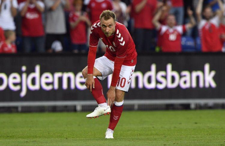 В поединке второго тура ЧМ-2018 Дания и Австралия сыграли вничью