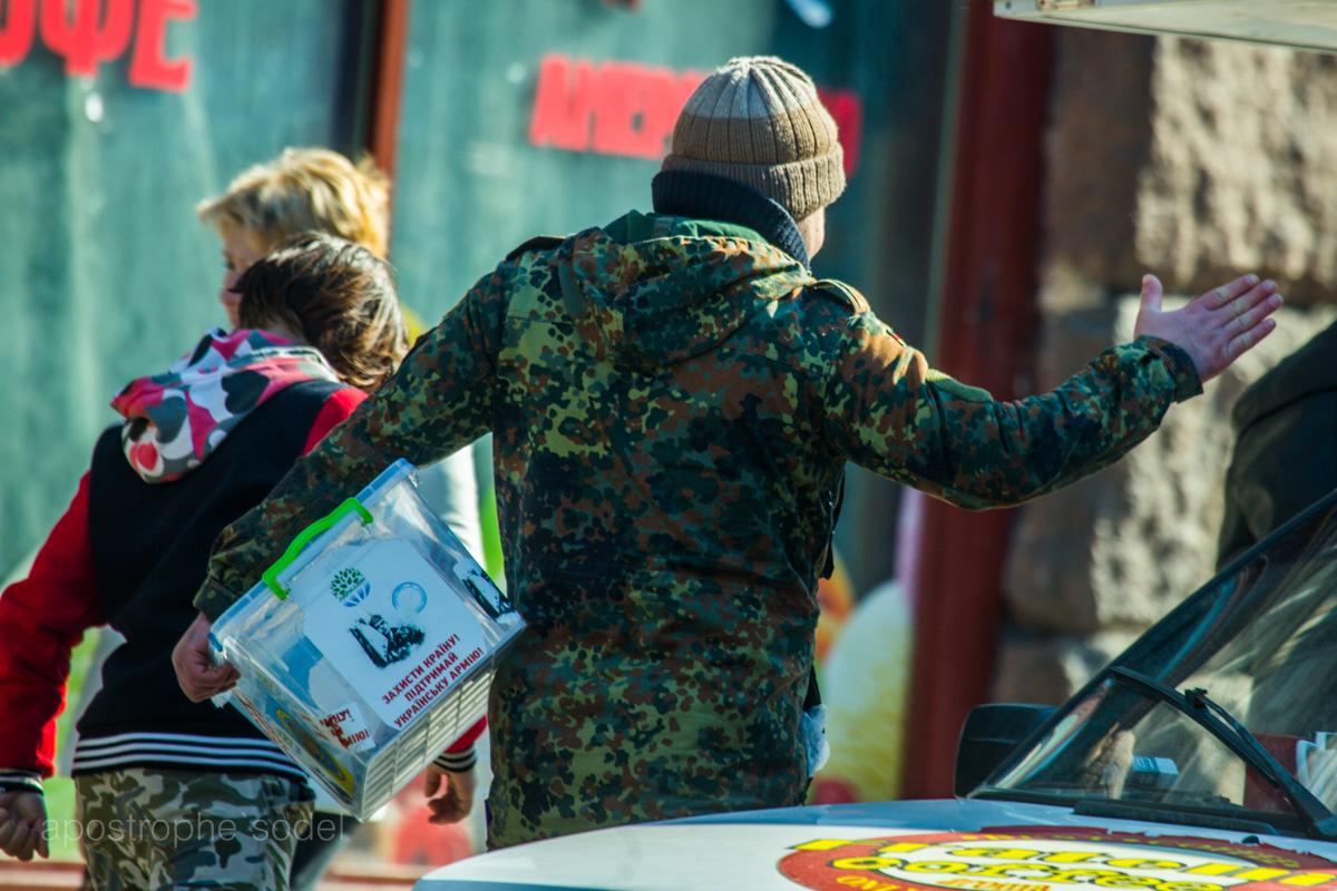 Военный сбор должен обеспечить пятую часть потребностей Вооруженных сил в 2015 году