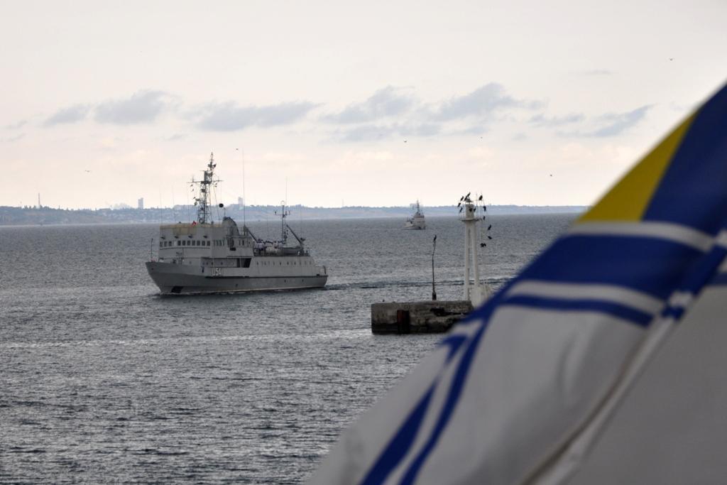 США собираются передать Украине патрульные корабли