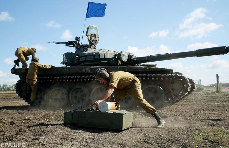 Если Кремль отправит танки на Киев, все закончится очень быстро