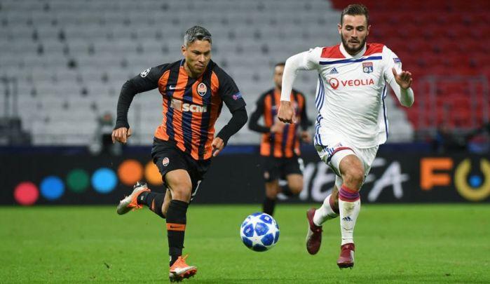 Украинский клуб не смог выйти в плей-офф Лиги чемпионов