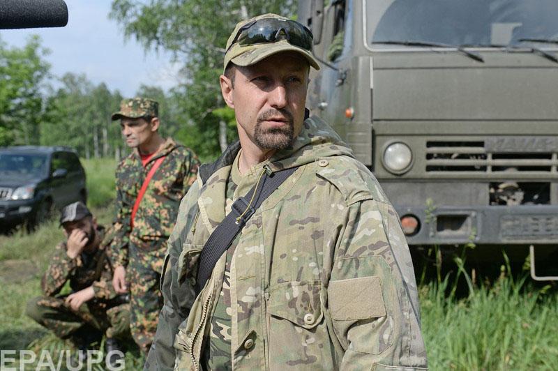Почему один из главарей сепаратистов ушел в подполье