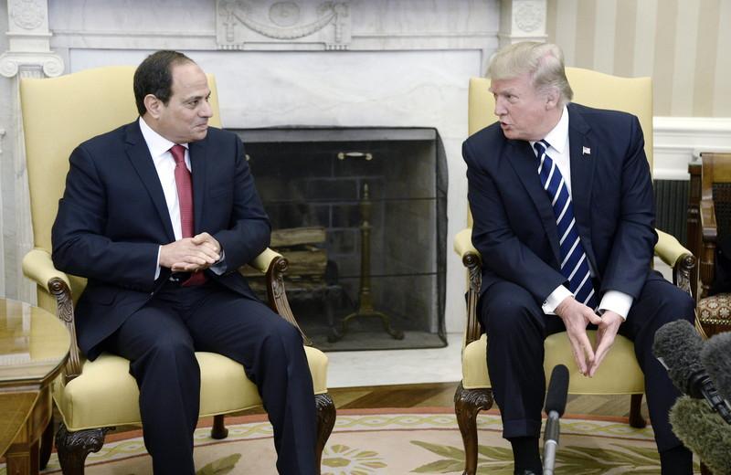 Президенти США і Єгипту розраховують на взаємовигідне співробітництво