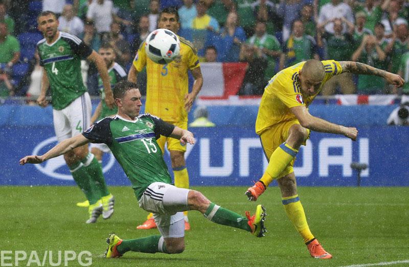 Подопечные Михаила Фоменко провалились во втором подряд матче на Евро-2016