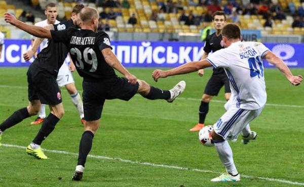 Зоря зберегла 3-очковий відрив від Динамо