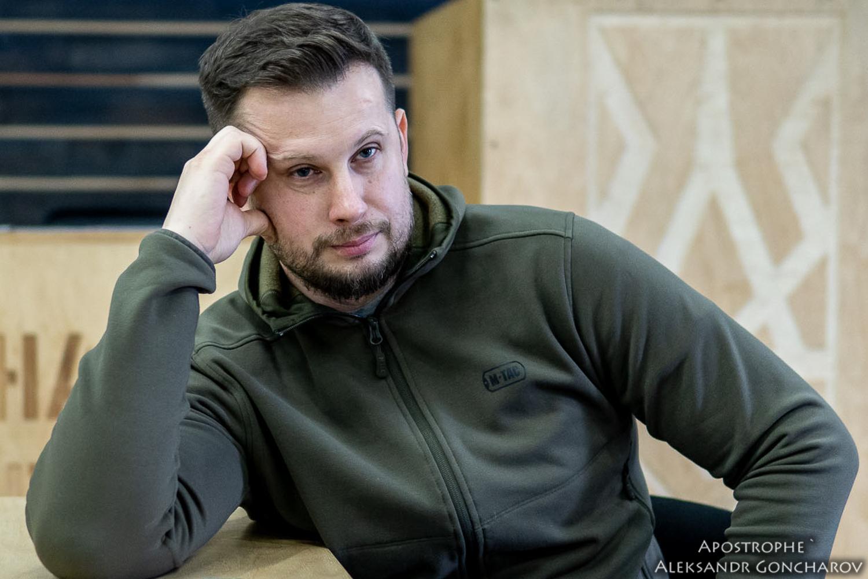 """Лідер """"Нацкорпусу"""" про створення Міністерства ветеранів і скандал із розкраданням в оборонпромі"""