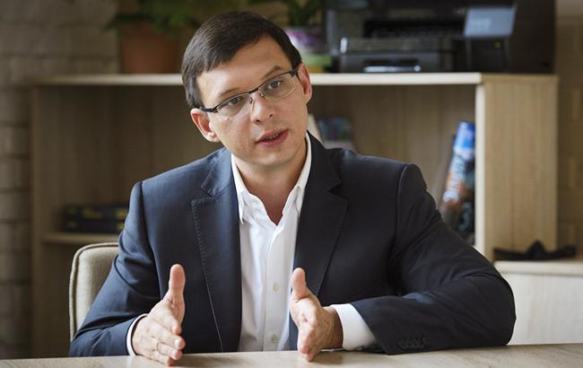 """Євген Мураєв покинув партію """"За життя"""""""
