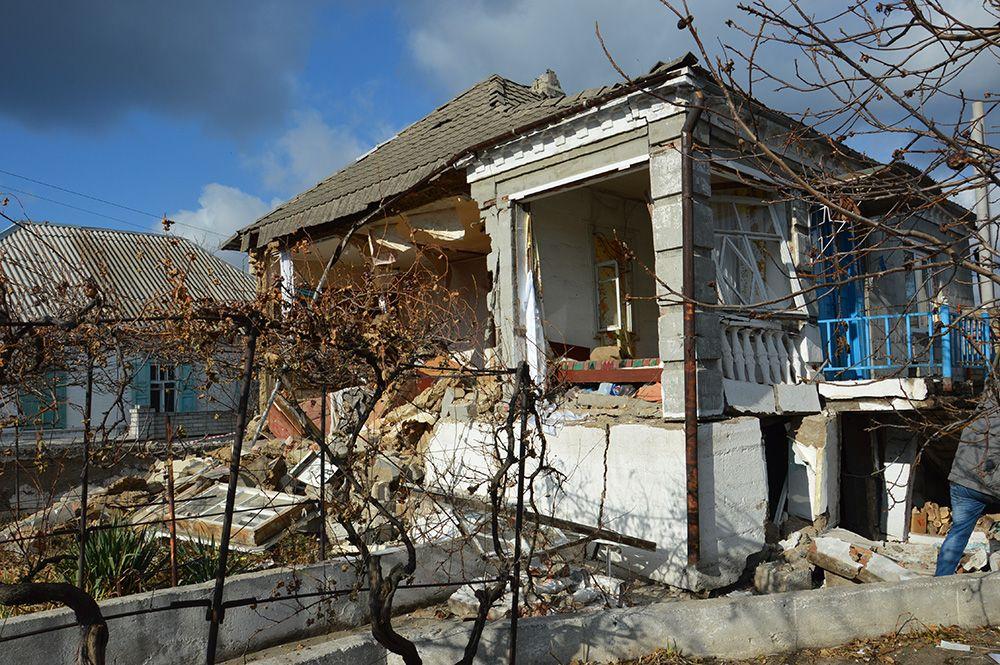 Снаряды проламывали крыши и вырывали окна: жители Калиновки об адской ночи